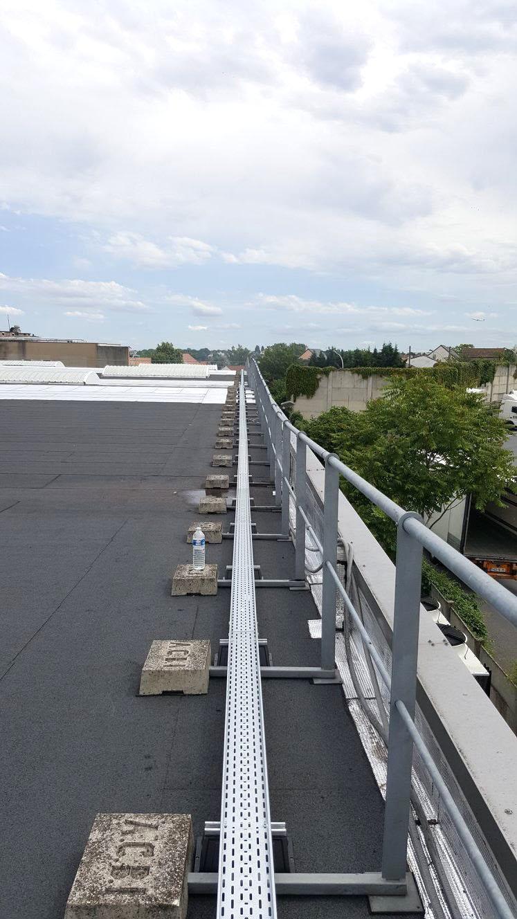 Travail sur toiture Essonne